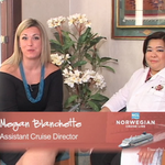 Norwegian Cruise Line Spa Promotional televised video